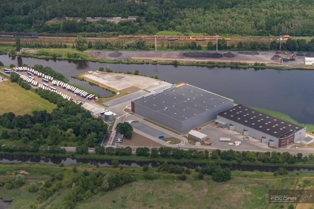 Magazyny w Śląskim Centrum Logistyki