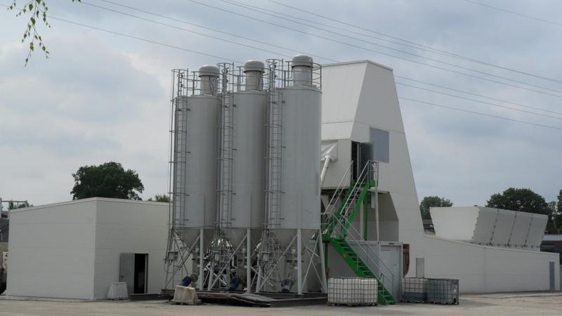 Wytwórnia betonu