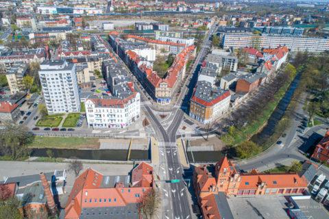 Gliwice ul. Wrocławska